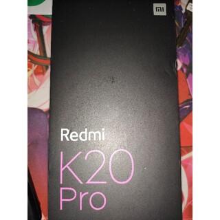アンドロイド(ANDROID)のXiaomi Redmi K20 Pro 8GB 256GB(スマートフォン本体)