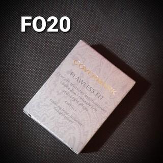 カバーマーク(COVERMARK)の新品 カバーマークフローレスフィット FO20(レフィル)(ファンデーション)