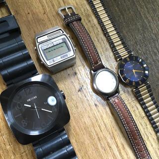 セイコー(SEIKO)のjunk × 4 NIXON、SEIKO、Levi'sほか(腕時計(デジタル))