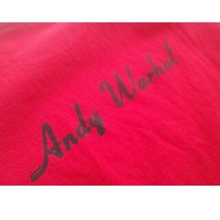 ユニクロ(UNIQLO)の新品未使用 UNIQLO × アンディウォーホル UT(Tシャツ/カットソー(半袖/袖なし))