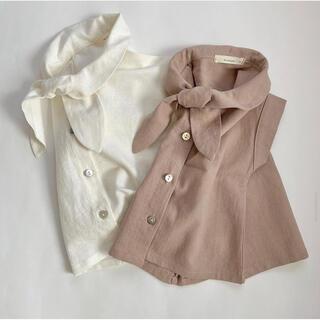 Caramel baby&child  - misanpo  ことりぼん ホワイト