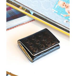 Ray BEAMS - 【美品・半額以下】Ray BEAMS / スマイル 三つ折り財布
