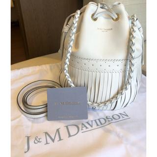 J&M DAVIDSON - ほぼ未使用!J &M DAVIDSON カーニバル M 白