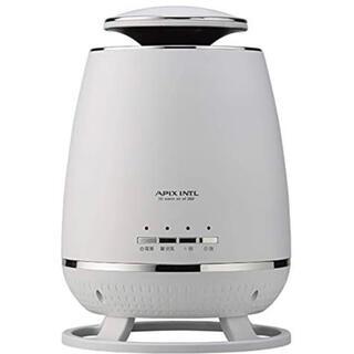 アピックス 360°セラミックヒーター FSWH-0638-WH ホワイト(電気ヒーター)