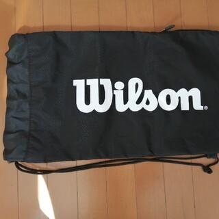 ウィルソン(wilson)の☆Wilson 硬式テニス ラケット ケース(ラケット)