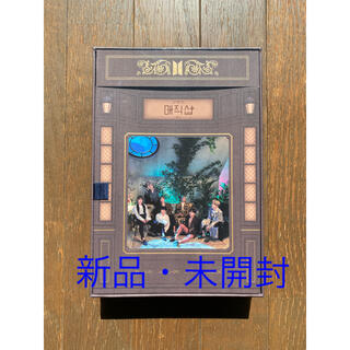 防弾少年団(BTS) - BTS  5TH MUSTER MAGIC SHOP 🇰🇷 Blu-ray
