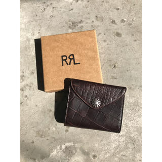 RRL - DOUBLE RL RRL ダブルアールエル ラルフローレン 財布 ウォレット