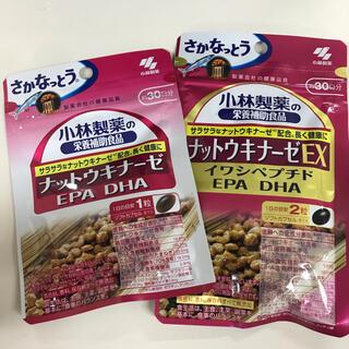 コバヤシセイヤク(小林製薬)の小林製薬 ナットウキナーゼ 2袋(ダイエット食品)