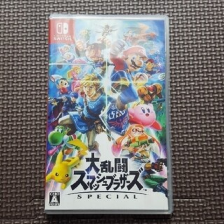 Nintendo Switch - 大乱闘スマッシュブラザーズ SPECIAL スマブラspecial