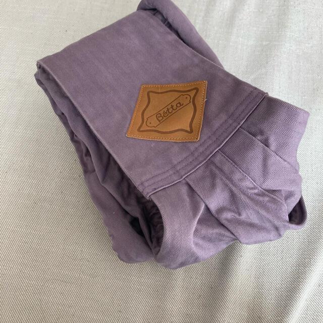 VETTA(ベッタ)のベッタ キャリーミー  抱っこ紐 キッズ/ベビー/マタニティの外出/移動用品(スリング)の商品写真