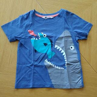 H&M - H&M 魚柄Tシャツ 100