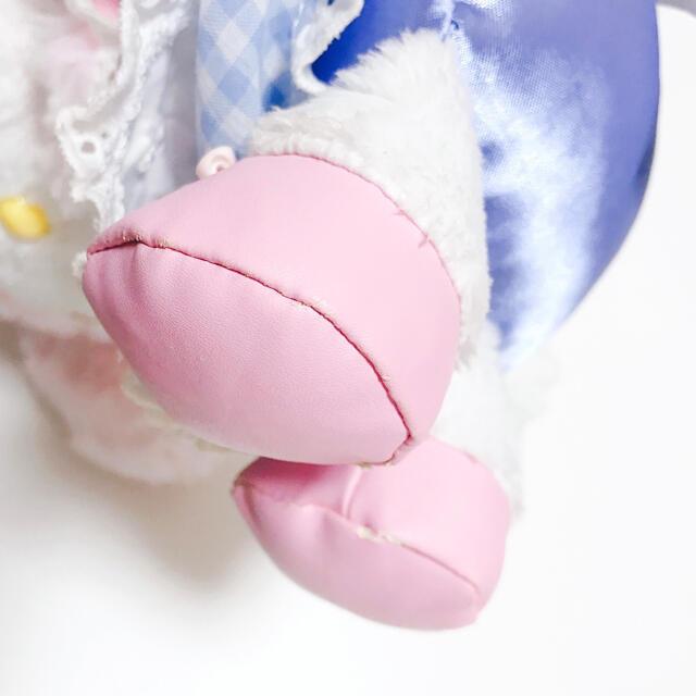 マイメロディ(マイメロディ)のおめかしシリーズ マイメロ ぬいぐるみ レア エンタメ/ホビーのおもちゃ/ぬいぐるみ(キャラクターグッズ)の商品写真