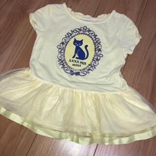 アナスイミニ(ANNA SUI mini)の値下げ ANNA SUI mini アナスイミニ Tシャツ 120(Tシャツ/カットソー)