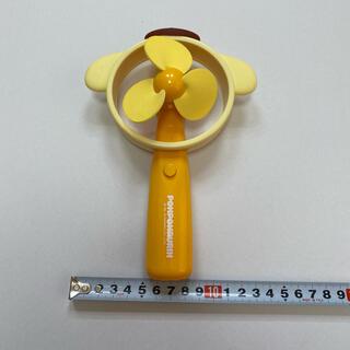 ポムポムプリン(ポムポムプリン)のポムポムプリン 扇風機 サンリオ(扇風機)