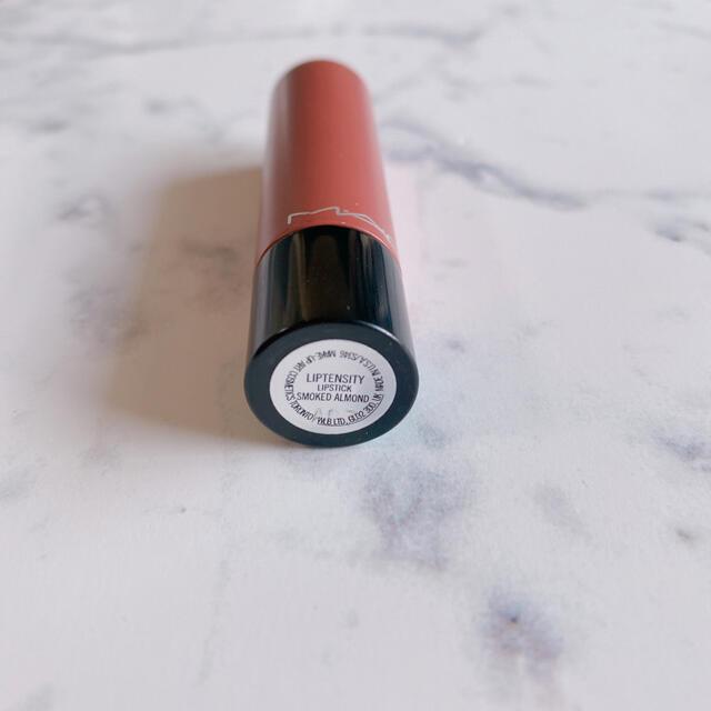 MAC(マック)のMAC リップテンシティ スモークドアーモンド コスメ/美容のベースメイク/化粧品(口紅)の商品写真