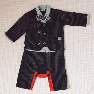 ブリーズ(BREEZE)のBREEZE ロンパース スーツ(セレモニードレス/スーツ)