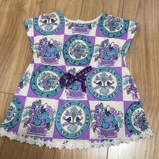アナスイミニ(ANNA SUI mini)の値下げ ANNA SUI mini Tシャツ 120(Tシャツ/カットソー)