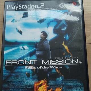 PlayStation2 - フロントミッション フィフス~スカーズ・オブ・ザ・ウォー~ PS2