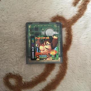 ゲームボーイ(ゲームボーイ)の任天堂 ゲームボーイ ソフト ドンキーコング 2001(家庭用ゲームソフト)