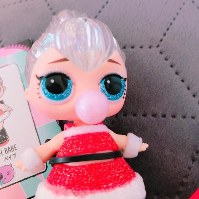 Takara Tomy(タカラトミー)のM。様 LOLサプライズ グリッターグローブ スレイベイブ エンタメ/ホビーのおもちゃ/ぬいぐるみ(キャラクターグッズ)の商品写真