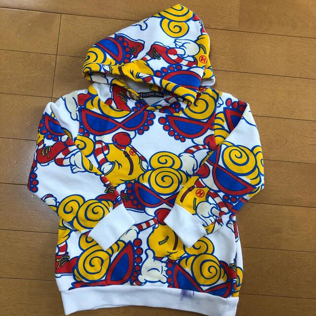HYSTERIC MINI(ヒステリックミニ)のHYSTERIC MINI キッズ/ベビー/マタニティのキッズ服男の子用(90cm~)(Tシャツ/カットソー)の商品写真