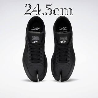 Maison Martin Margiela - 【MAISON MARGIELA X REEBOK】24.5cm ブラック