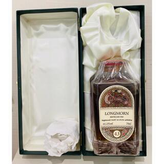 超稀少☆ロングモーン 1965 43年 42.2% ゴードン&マクファイル 箱付(ウイスキー)