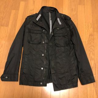 ブラックバレットバイニールバレット(BLACKBARRETT by NEIL BARRETT)のkevinchen様専用 BLACKBARRETブルゾン  、ポロシャツ2点(ブルゾン)