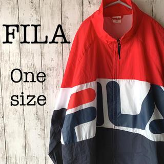 FILA - 【FILA×ゆるだぼ】フィラ 古着 90s メンズ トップス ナイロンジャケット