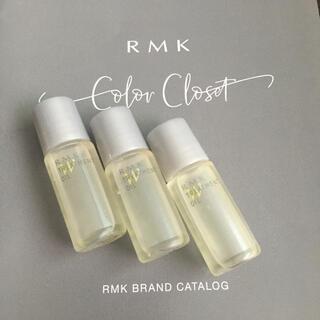 アールエムケー(RMK)のRMK アールエムケー Wトリートメントオイル(オイル状美容液)サンプル(美容液)