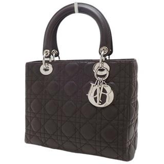 Christian Dior - ディオール カナージュ レディディオール ダークブラウン 40800061557