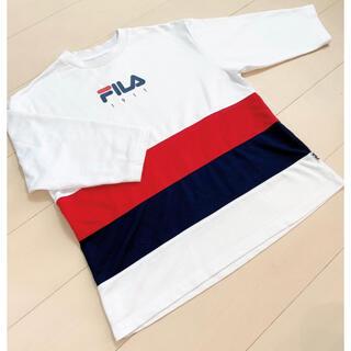 FILA - FILA ロゴ Tシャツ