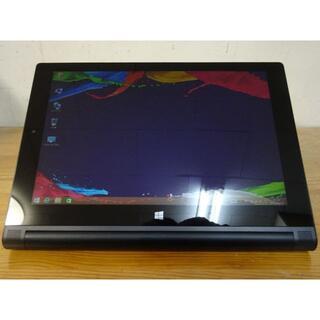 レノボー ノートパソコン YOGA Tablet 2-1051F/優良品