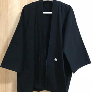 WACKO MARIA - 京都紋付司染黒卸 ワコマリアブエナビスタルードギャラリー コモリblueblue