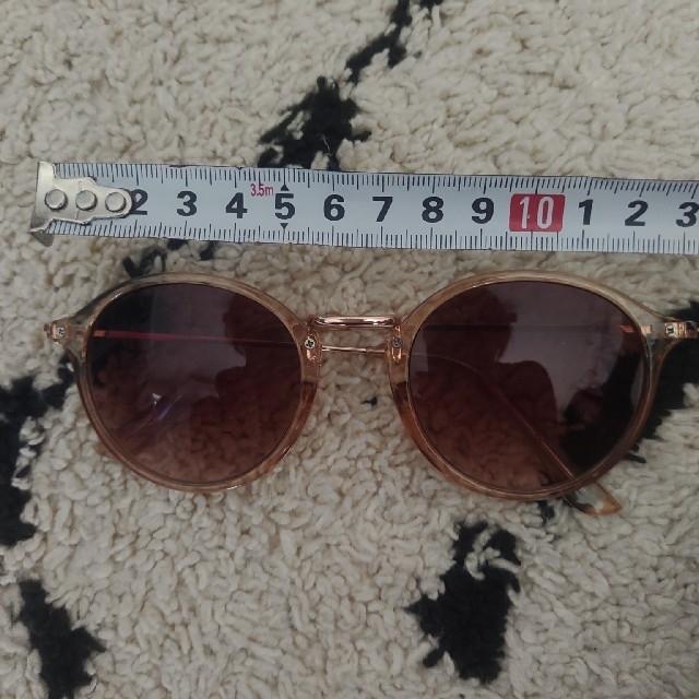FREE'S MART(フリーズマート)のフリーズマート シースルーサングラス レディースのファッション小物(サングラス/メガネ)の商品写真