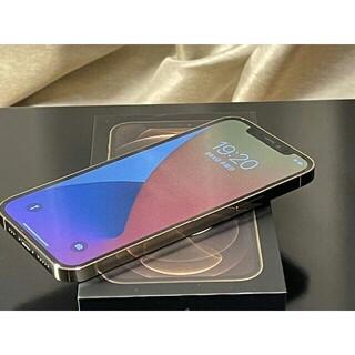 iPhone - 新品未使用 iPhone 12 Pro ゴールド 128G SIMフリー