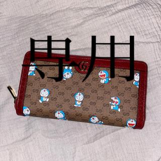 Gucci - 専用❗️【Gucci × ドラえもん】⭐︎長財布⭐︎ 再販無し⭐︎限定商品⭐︎