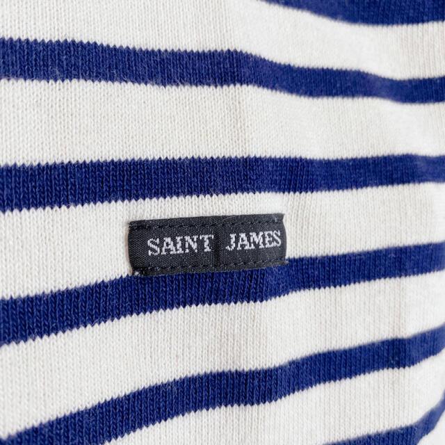 SAINT JAMES(セントジェームス)のSAINT JAMES ウエッソン T3 レディースのトップス(カットソー(長袖/七分))の商品写真