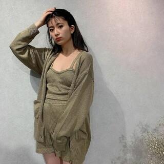 ジェイダ(GYDA)のGYDA ジェイダ 店舗限定ノベルティ knit room wear(ルームウェア)