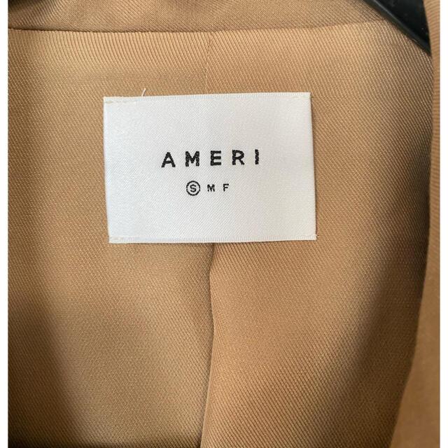 Ameri VINTAGE(アメリヴィンテージ)のremich専用!AMERIのトレンチコート レディースのジャケット/アウター(トレンチコート)の商品写真