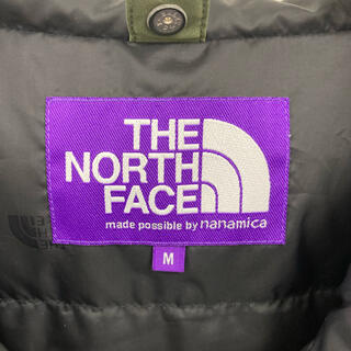 THE NORTH FACE - EDIFICE別注THE NORTH FACE