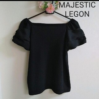 マジェスティックレゴン(MAJESTIC LEGON)のMAJESTIC LEGON トップス(シャツ/ブラウス(半袖/袖なし))