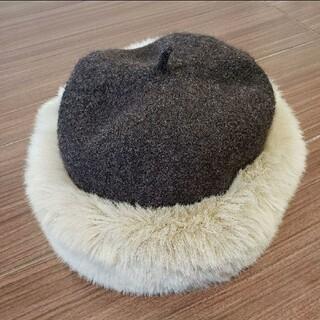 オーバーライド(override)のオーバーライド 帽子(ハンチング/ベレー帽)
