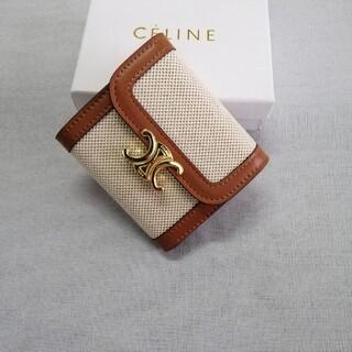 celine - 超美品♫未使用品 ★【CELINE セリーヌ 】折り財布★即購入OK
