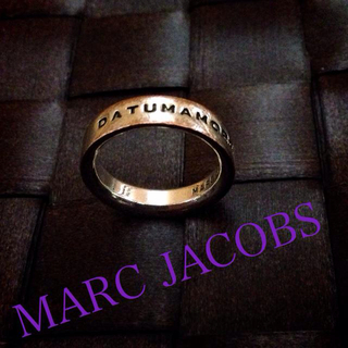 マークジェイコブス(MARC JACOBS)のマークのリング(リング(指輪))