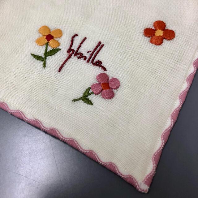 Sybilla(シビラ)の未使用【シビラ】ガーゼハンカチ レディースのファッション小物(ハンカチ)の商品写真