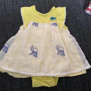 Petit jam - F・O・インターナショナルベビー服 ロンパース  カバーオールスカート 70cm