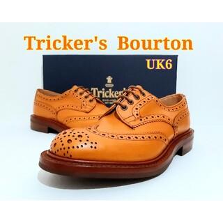 Trickers - 新品 Tricker's Bourton UK6 トリッカーズ バートン