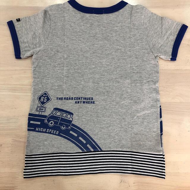 mikihouse(ミキハウス)のミキハウス Tシャツ120センチ キッズ/ベビー/マタニティのキッズ服男の子用(90cm~)(Tシャツ/カットソー)の商品写真
