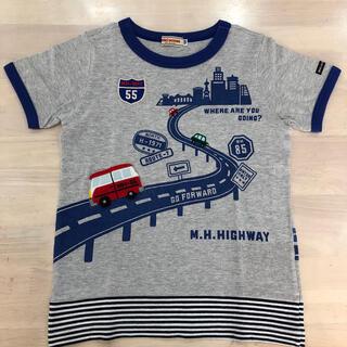 mikihouse - ミキハウス Tシャツ120センチ